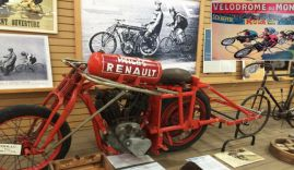 """Motorcyclepedia"" Ted's motorcycle collection - Newburgh, NY - USA"
