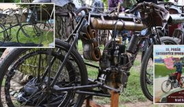 Rendezvous pre1918 motorcycles - 2016 July