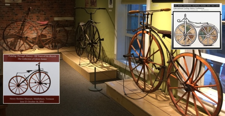 27th annual International Cycling History Conference 2016 and Cycle-bration of 150 years of bicycling in America
