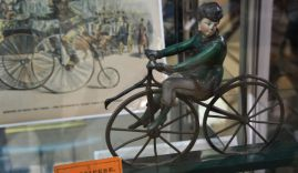 Manufacturers and Inventors of velocipeds USA 1865 - 1877
