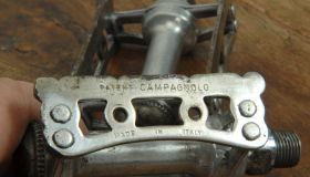 Campagnolo steel pedals