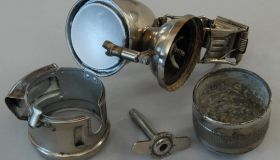 Carbide lamp RADSONNE
