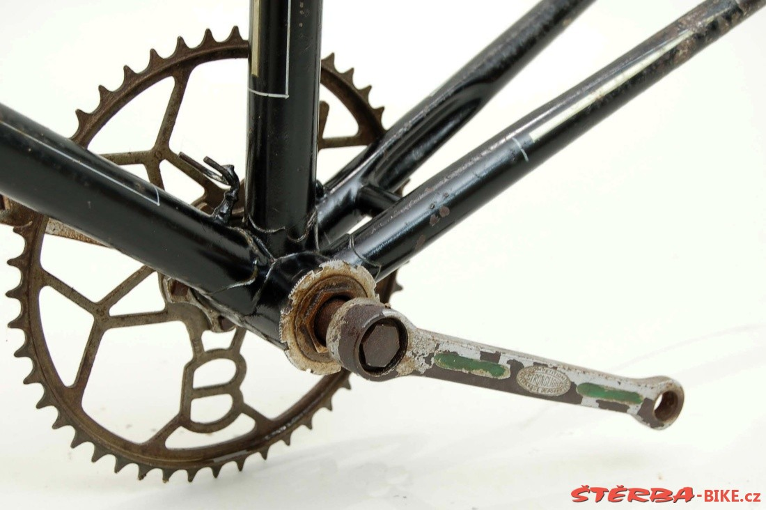 Amazing Colibri Late 1940s Racing Frame