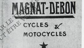 Magnat Debon 3 speed - 1908/13
