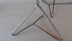 Wire bicycle stand - 2 pieces
