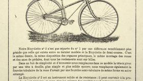 Clément et Cie Safety Bicycle – 1889