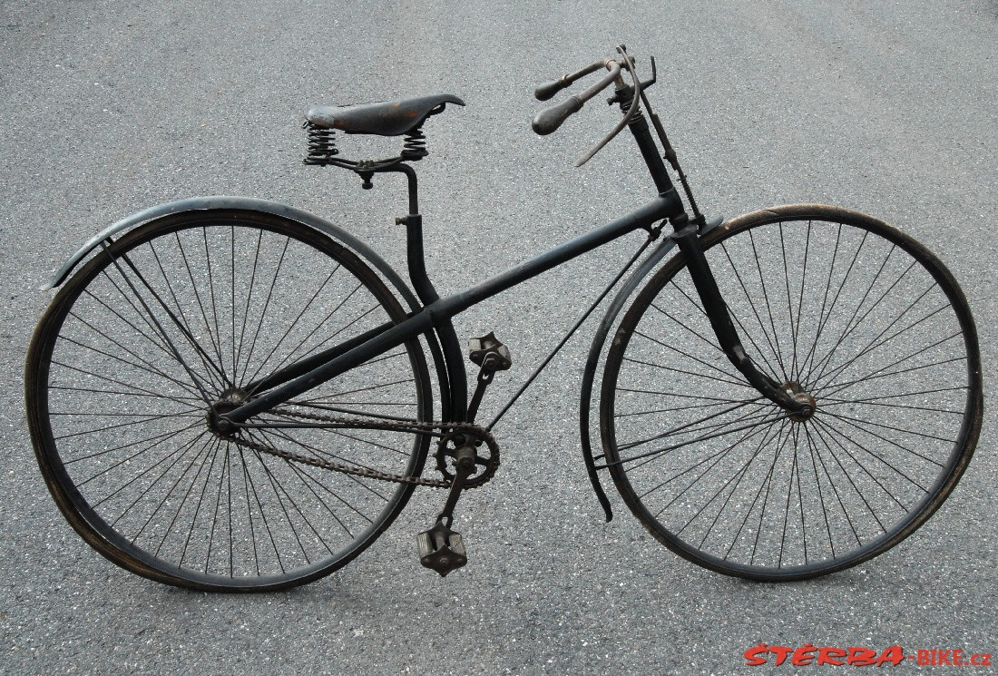 Clément et Cie Safety Bicycle – 1889 - Bicycles / Archive ...