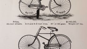 Singer Hard Tire Safety 1890