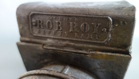 Safety lamp ROB ROY cca 1885
