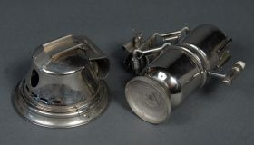 Acetylene gas lamp - Scharlach (New old stock)