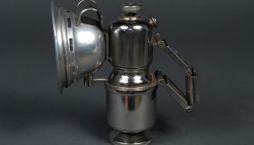 Acetylene gas  lamp - NO NAME