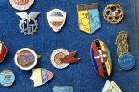 Approx. 150 pins of cycling, federations