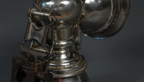 Big acetylene gas lamp - NO NAME