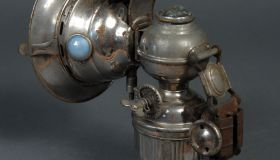 Big acetylene gas lamp - Radsonne