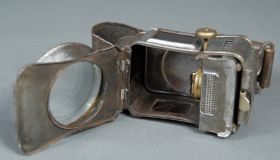 "H. Miller & Co. Ltd, ""CYCLIGHT"" oil lamp"