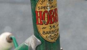 "Hobbs of Barbican ""semi-lightweight"" – asi 1950"