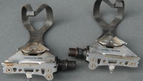 Pedals - Shimano 105