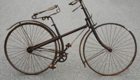 Peugeot early X-frame safety, c.1889/90
