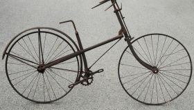 Suspension X frame safety c. 1888