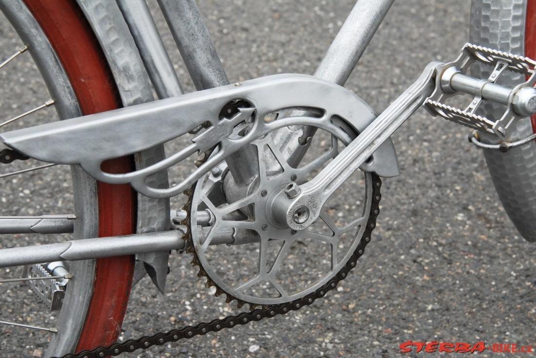 Duralumin Meca Dural La Perle C 1950 Bicycles