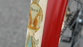 "BSA ""Golden Wings"" – cca 1940/50"