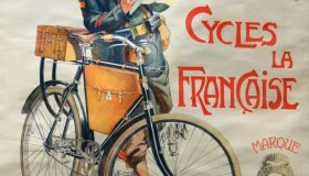 CYCLES LA FRANCAISE - big poster