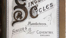 Singer & Co., Coventry, Anglie – cca 1893