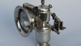 Carbide lamp I.C.C.A. France