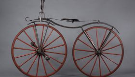 Boneshaker, Manufacturer unknown c.1868