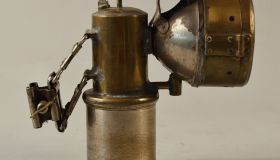 Acetylene gas lamp - home made???