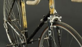 "Thanet Cycles ""Silverthan"" , Bristol, Anglie – cca 1955"