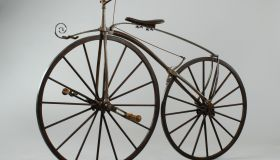 EDEN Excellence boneshaker, England – around 1870