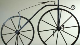 Boneshaker, Manufacturer unknown - around 1869