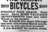 March, safety cca 1893