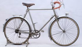 Rousset randonneur bicycle