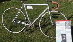 Track bicycle 1953 - France