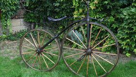 Boneshaker, France - around 1869