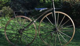 Boneshaker nade in France - before 1870