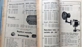 Efbe and next catalogues 1936 - 1940