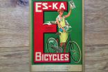 Eska bicycles CS