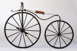 Boneshaker, France - around 1868