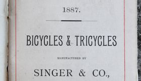 "High Wheel Singer & Co., Challenge 40"" - 1887"