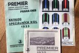 Premier catalogue 1932 a 1933