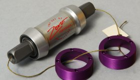 Zero central axle - purple