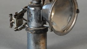 Rieman carbide lamp
