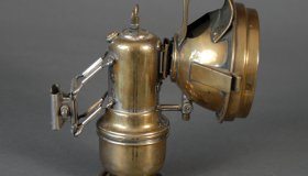 Carbide lamp - unknown manufacturer