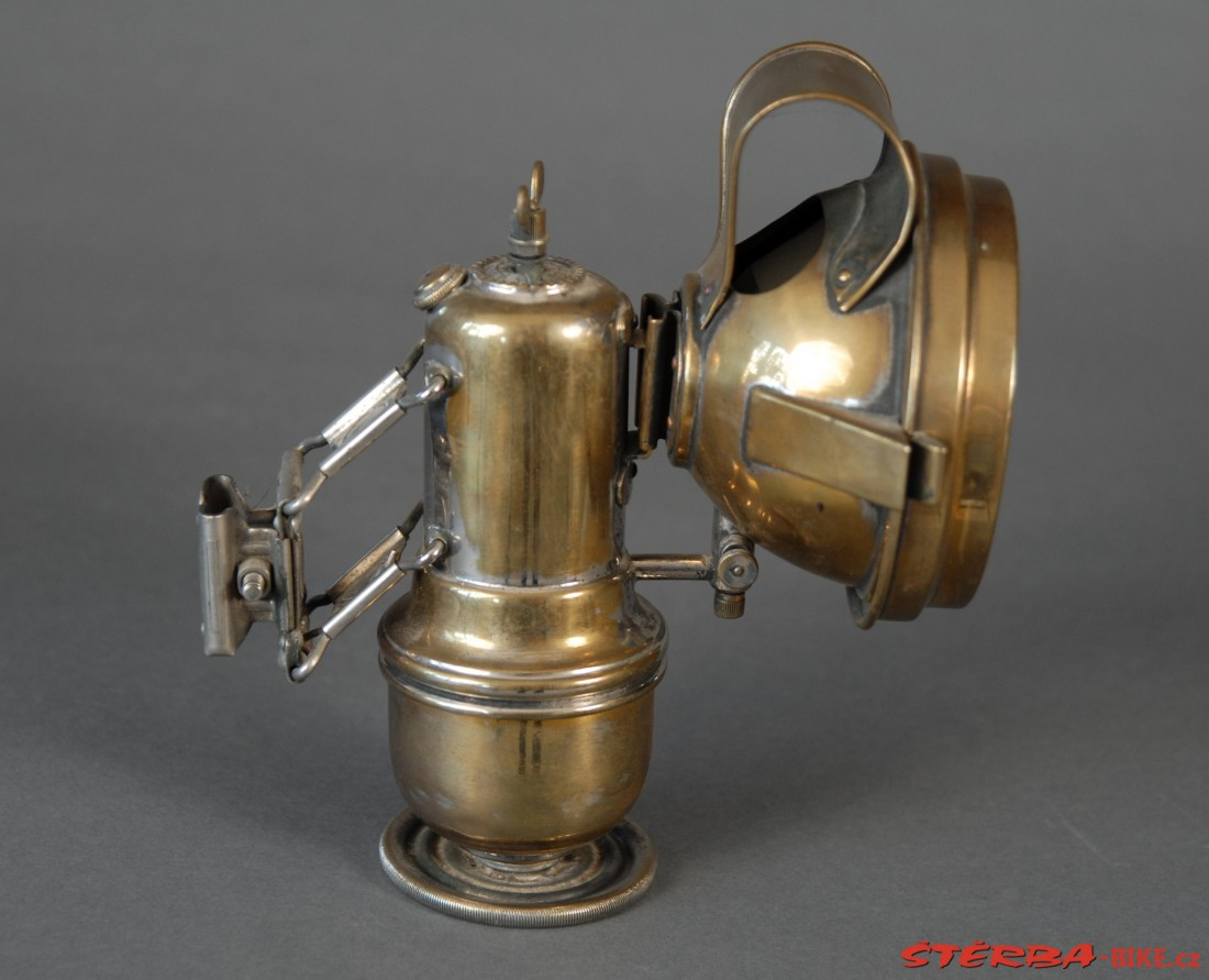 Carbide lamp - unknown manufacturer - Lamps / Archive - Sold ...
