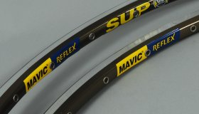 Mavic road rims - 2 pieces
