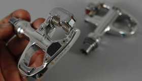 Dura Ace road pedals