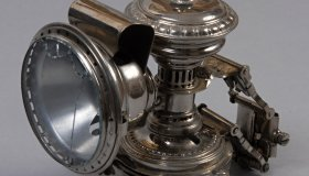 Acetylene lamp - unknown manufacturer